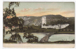 Stegeborges Slottsruin Fran Sveriges bygder Sweden 1905c postcard - $5.94