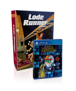 Lode Runner Legacy Collector's Edition PS4 Playstation 4 + Soundtrack + ... - $119.90