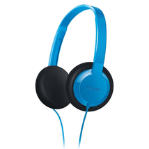 Philips SHK1000BL/28 Kids-On Ear Headphone, Blue - $11.75
