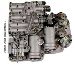 JF506E, 09A Valve Body with updated solenoids, rebuilt and tested, VW - $316.79