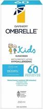 Garnier Ombrelle Sunscreen Wet'n Protect Kids SPF 60 Lotion Size 200mL - $25.25