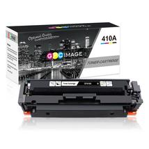 GPC Image Compatible Toner Cartridges Replacement for HP 410A CF410A to ... - $29.69