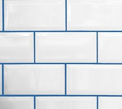 Buzzed Blue Unsanded Tile Grout - 10 lbs - with Blue Pigment in the mix. - $88.90