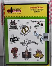 Amazing Designs Vermählten Bliss I Stickereien CD,ADC-4JTK - $56.29