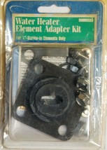 "Water Heater Element Adapter kit for 1"" screw-in elements only   inv P26 - $6.99"