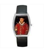 King Henry VIII The 8th Eighth Unisex Royalty Art Watch - $13.49