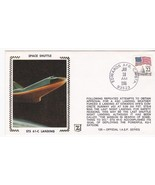 STS 61-C LANDING EDWARDS AFB CA JAN 18 1986 COLORANO SILK  - €2,63 EUR