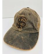 Florida State Seminoles FSU Noles Cap Adjustable Cloth Strap Hat Embroid... - $24.74