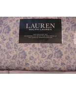 Ralph Lauren Dusty Blue Cottage Floral Sheet Set King - $121.00