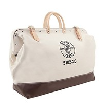 Klein Tools 5102-20 Canvas Tool Bag, 20-Inch - $66.99