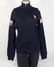 Polo Ralph Lauren Dark Blue USA Paralympic Team 2014 Zip Front Jacket Sl... - $146.25