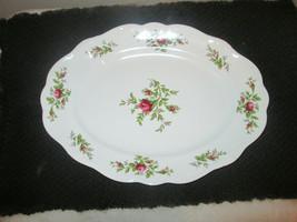 Traditions Fine China Johann Haviland Moss Rose Serving Platter - $24.30