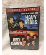 Navy Seals/Red Dawn double feature - $4.95