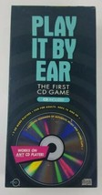 Play It By Ear Game The first CD Game 1991 Ryko - $8.59