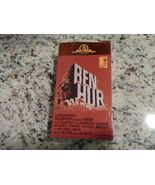 Ben Hur VHS 10 Commandments 2 Tape Set New Charlton Heston lot Free Ship... - $9.99
