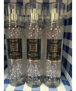 3 BATH & BODY WORKS LITTLE BLACK PARTY DRESS FINE FRAGRANCE SPRAY BODY M... - $29.69
