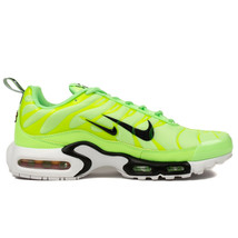 Nike Air Max Plus PRM TN Lime Blast Running Shoes 815994 300 Mens Size 10.5 - $134.95