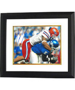 Channing Crowder signed Florida Gators 8x10 Photo Custom Framed (vs Kent... - $74.00