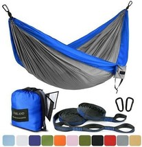 FARLAND Outdoor Camping Hammock - Portable Anti-fade Nylon Single Hammo... - $67.75