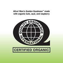 Nature's Way Alive! Garden Goodness Men's  Multivitamin, Veggie & Fruit Blend 14 image 12