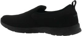 Vionic Microsuede Slip-On Sneakers Eva Black 6M NEW A375537 - $39.58