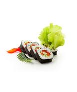 Sushi Roll Bamboo Mat (10.6 Inch Long) - $4.64