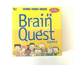 Brain Quest Game Board Game University Games It's O.K. To Be Smart Kid's... - $21.99