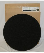 Tri Lateral Sales 400120 Black Floor Stripping Pads 20 Inch 5 Pack - $29.99