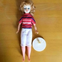 IDEAL Tammy chan Doll Prize winning item Used with Costume & Doll Stand ... - $299.99