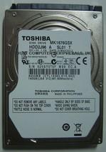 "New 160GB Toshiba MK1676GSX 2.5"" 9.5mm SATA Drive HDD2J96 Free USA Shipping - $39.15"
