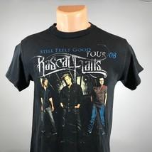 Rascal Flats S Concert Shirt Still Feels Good Tour 2008 Short Black Size Small - $14.01