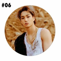 EXO Kpop Chanyeol Baekhyun Badge Brooch Pin Lapel Backpack Jewellery Accessories image 8