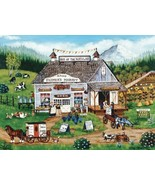 """Masterpieces Homegrown """"BEST OF THE NORTHWEST"""" 750 Piece Puzzle - Farmer... - $14.03"""