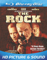 Rock (Blu-ray/Ws 2.35/Dd 5.1/Sp-Fr-Both)
