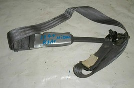 1999 Nissan Frontier 4WD 3.3L AT Left Rear Seat Belt - $40.47