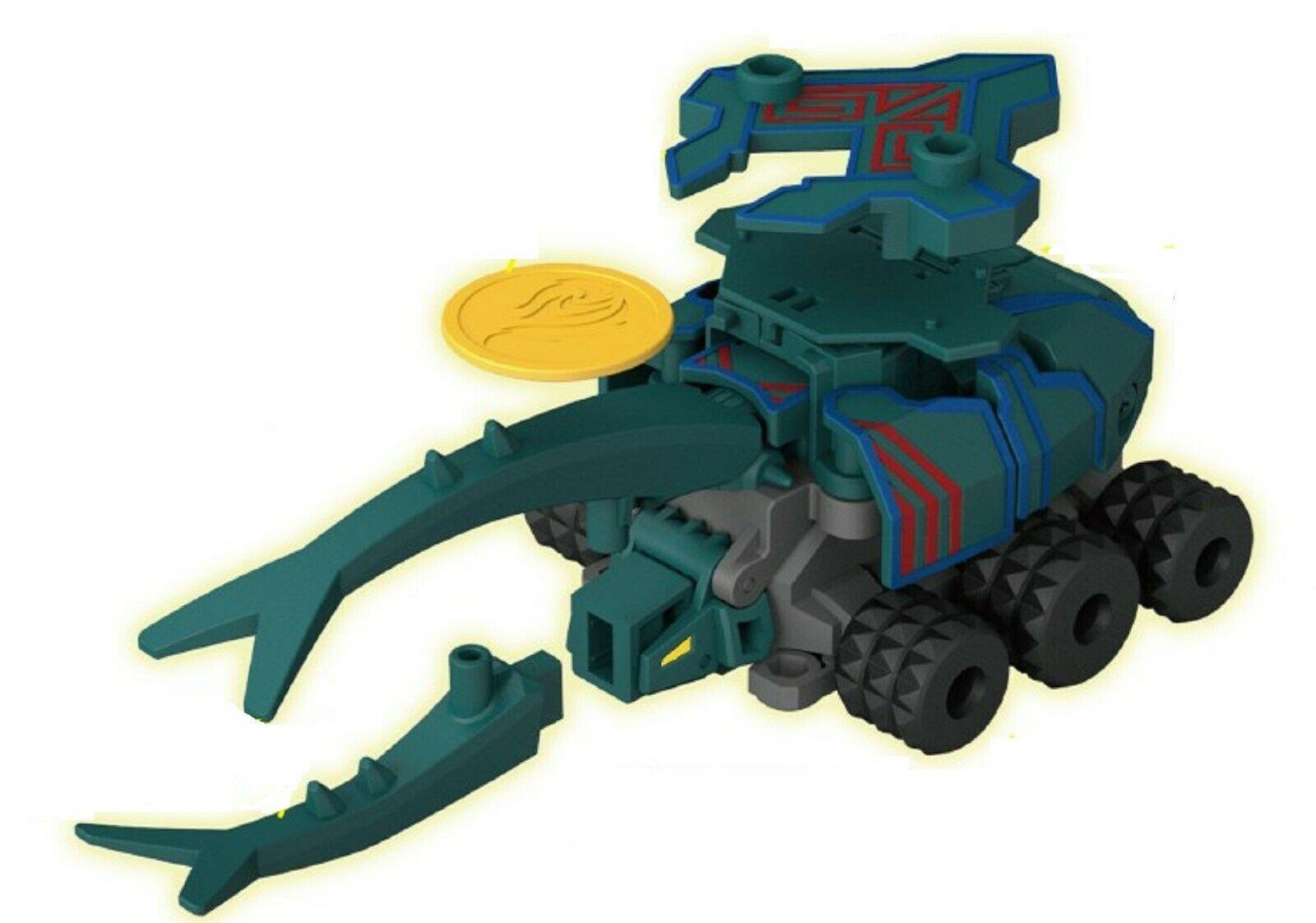 Bugsbot Ignition Basic B-09 Battle Centaurus Action Figure Battling Bug Toy