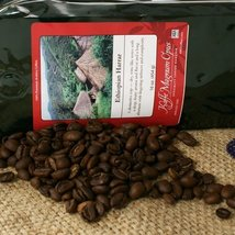 Ethiopian Harrar Whole Bean Coffee (16 ounce) - $19.99