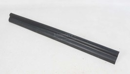 BMW E36 4dr Black Front Door Trim Sill Strip Carpet Edge Protector 1992-1998 OEM - $29.69