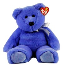 Ty Large Plush Beanie Buddy Clubby II Bear Collectible Soft Stuffed Teddy - $14.95