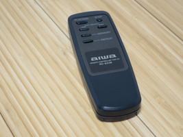 Genuine Original Aiwa RC-EX08 Audio Hifi System Remote Control Controlle... - $9.49