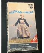 The Sound of Music, VHS, 2 Tape Set - preowned in good shape - $4.89