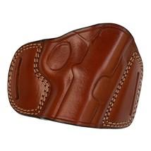 FN 509 Genuine Cow Leather Holster Belt Handmade Brown Black Right Left ... - $64.99