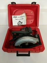 """Skilsaw 5250 2-1/4 Hp 4600 Rpm 7-1/4"""" Circular Saw With Case And Manual ... - $44.97"""