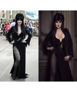 Elvira Costume Black Elvira Dress, Elvira Mistress of the Dark Costume - $139.00