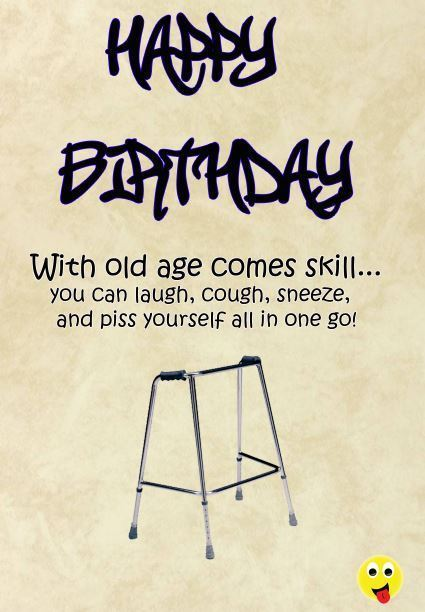 Primary image for BIRTHDAY Funny Banter Rude Step Humour MUM DAD FATHER'S DAY CARD CODESAS