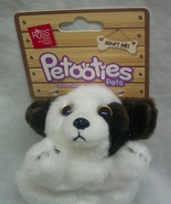 "RUSS Petooties Pets SOFT JACK RUSSEL PUPPY DOG 6"" Plush STUFFED ANIMAL NEW - $14.85"