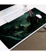 Mairuige® Horror Games Cthulhu Style Sea Monster Pattern Gaming Mousepad - $18.19+