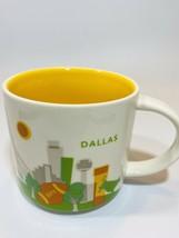 Starbucks You Are Here Series Dallas 2012 Bright Colorful EUC - $9.89