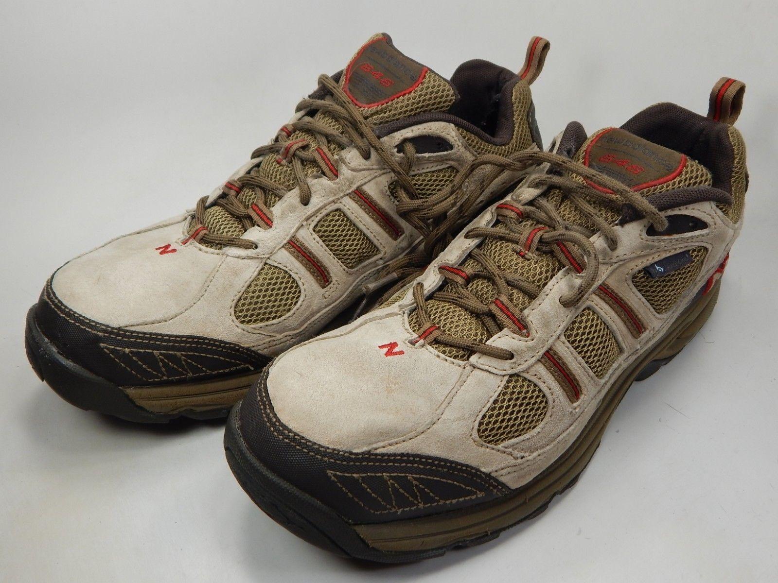 New Balance 646 Size 12.5 M (D) EU 47 Mens Walking Shoes Brown MW646BR