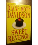 Sweet Revenge by Diane Mott Davidson (2007, Hardcover) - $7.43